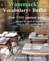 Wommack's Vocabulary+ Buffet: Vocabulary... by Wommack, David