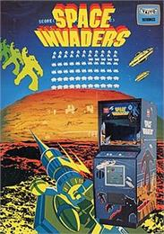 Space Invaders (video game) by Gamer, Retro