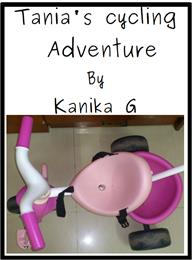 Tania's Cycling Adventure : Volume Tania... by G, Kanika