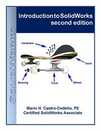 Introduction to SolidWorks : Second Edit... by Castro-Cedeno, Mario, H.