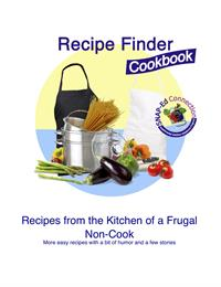 Recipes from the Kitchen of a Frugal Non... by Stone, Ria, Ms.