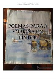Poemas para a sobriña do pintor by Rodriguez del Río, Raúl  Sr.