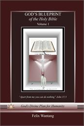 God's Blueprint of the Holy Bible : Volu... by Wantang, Felix
