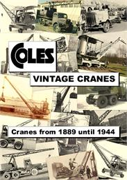 Coles Vintage Cranes from 1979 to 1944 :... Volume Vintage - 2 of 2 by Kemp, Anthony, James