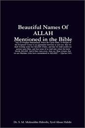 Beautiful Names of ALLAH mentioned in th... Volume 1 by Syed Mohammed, Mohiuddin Habeebi, Dr.