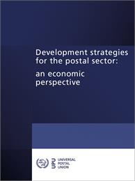 Development strategies for the postal se... by Anson, José, Dr.