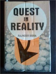 Quest In Reality by Bibra, Rajinder, Paul