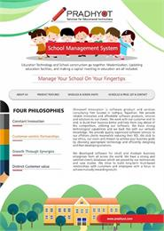Online School Education Institution Mana... by Deepak, Pradhyot