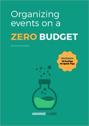 Organizing Events on a Zero Budget by Ovanessian, Ovanes