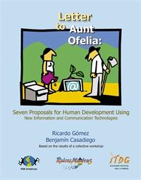Letter to Aunt Ofelia : Seven Proposals ... by Gómez, Ricardo