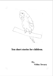 Ten Short Stories for Children by Tewary, Vibhu