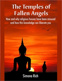 The Temples of Fallen Angels : How and W... by Rich, Simona