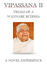 Vipassana II : Trials of a Wannabe Buddh... Volume 2 by Anonymous