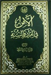 الأمن في القرآن الكريم والسنة by النعماني, خالد, الشيخ