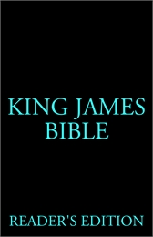 King James Bible, Reader's Edition by Various