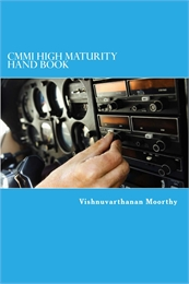 CMMI High Maturity Hand Book by Moorthy, Vishnuvarthanan