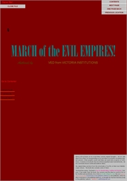 March of the Evil Empires! : English Ver... by Ved from Victoria Institutions
