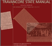 Travancore State Manual by Iyya, V Nagam