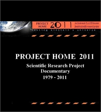 Project Home 2011 Scientific Research by Stevenson, Paul