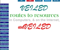 VEILED routes to resources in Computers ... by VED from Victoria Institutions