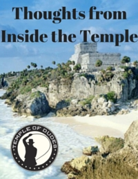 Thoughts from Inside the Temple Volume 1 by Blevins, Matt, H