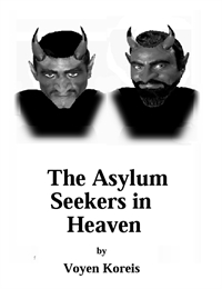 The Asylum Seekers in Heaven : or Mephis... by Koreis, Voyen