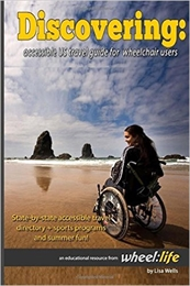 Discovering : Accessible US Travel Guide... by Wells, Lisa