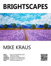 BRIGHTSCAPES : Artwork both Real and Ima... by Kraus, Mike, K