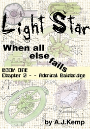 Light Star - When All Else Fails : A Sci... Volume Chapter 2 by Kemp, Anthony, James