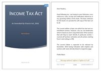Income Tax Act, India : As Amended by Fi... by Kikani, Pratik, Kaushikkumar