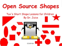 Open Source Shapes : Tux's Short Shape L... by Juice, Dr.