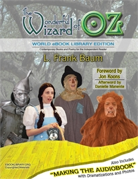 The Wonderful Wizard of Oz by Baum, L., Frank