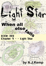 Light Star - When all else fails : A sci... Volume Chapter 4 by Kemp, Anthony, James