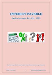 Interest Payable : Under Income Tax Act,... by Pratik Kaushikkumar Kikani