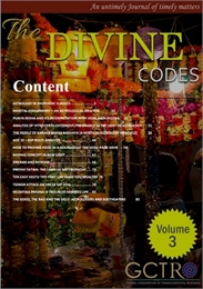 The Divine Codes : Issue 3 Volume 3 by Jagawat, Alok