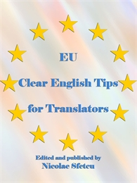 EU Clear English Tips for Translators by Sfetcu, Nicolae
