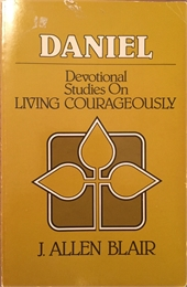 Daniel : Devotional Studies on Living Co... by Blair, J., Allen