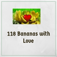 118 Bananas with Love by Creations, Galorian
