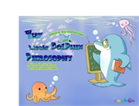 Little Dolphin Philisophy by Creations, Galorian