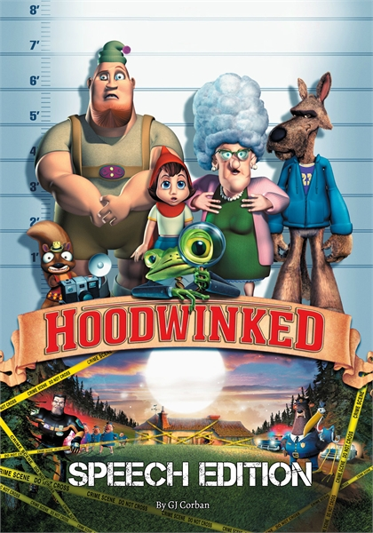 Hoodwinked : Speech Edition by Corban, GJ