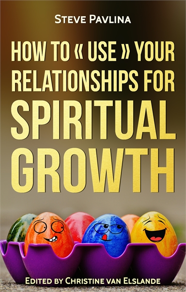 "How to ""use"" your Relationships For Spir... by PAVLINA, STEVE"
