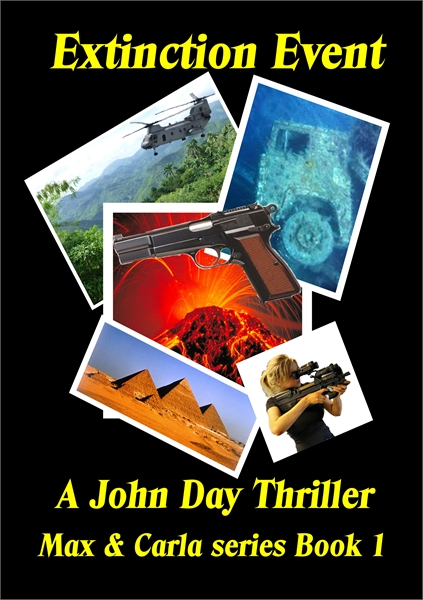 Extinction Event : Volume 1 by Day, John