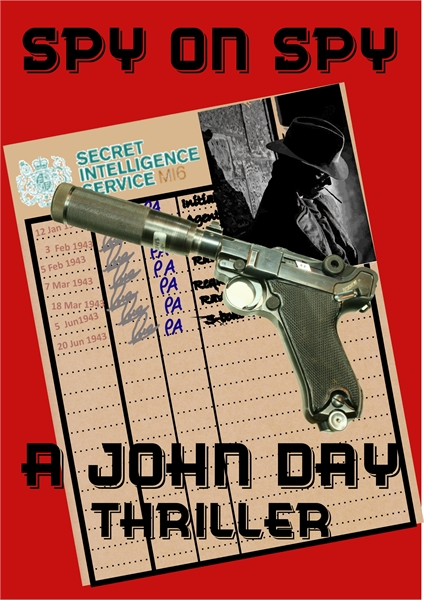 Spy on Spy by Day, John