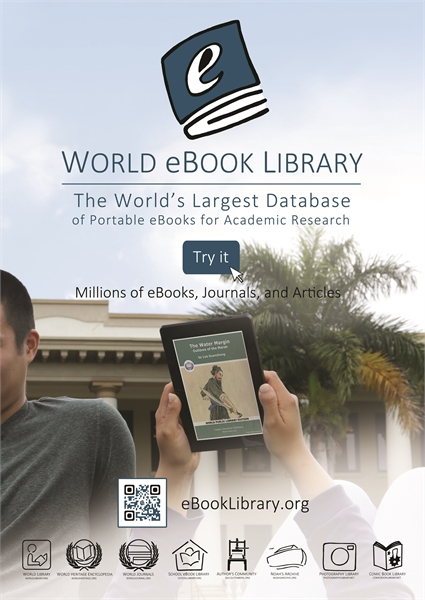 World eBook Library Poster by Foundation, World, Library