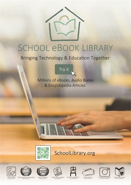 School eBook Library Poster by School eBook Library