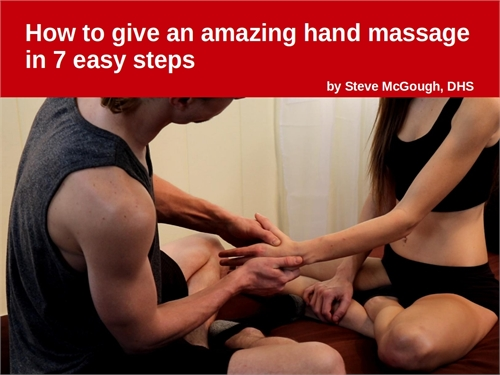 How to Give an Amazing Hand Massage in 7... Volume 1 by McGough, Paul, Stephen, Dr.