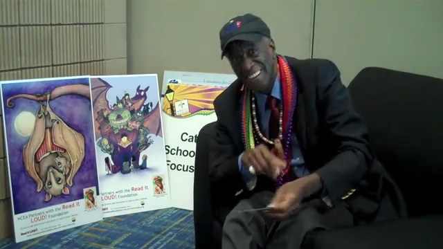 Wally Amos Introduces Read it LOUD! by Amos, Wally