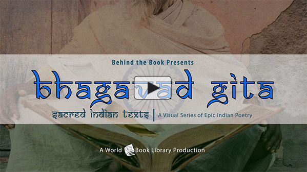 Bhagavad Gita: by Behind the Book