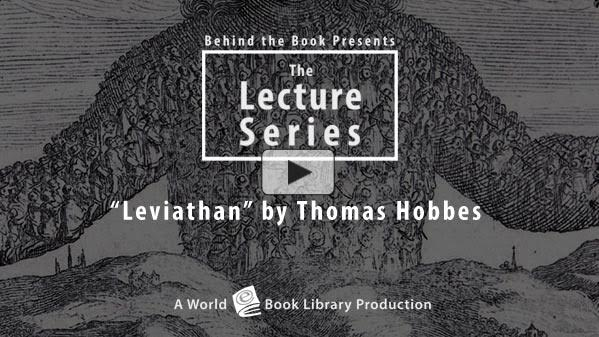 Leviathan by Thomas Hobbes by Behind the Book