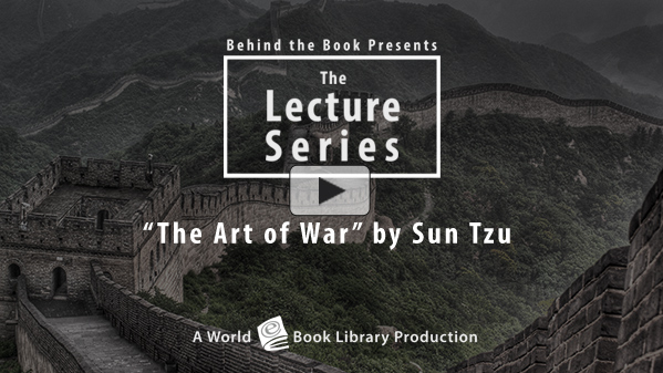 The Art of War by Sun Tzu by Behind the Book